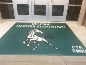 Madison Welcome Mat